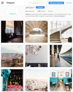 Pathport instagram